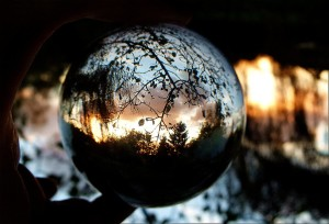 crystal ball divination