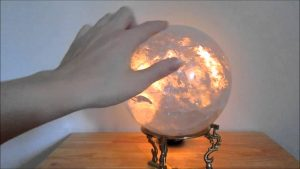 Preparing Your Crystal Ball Reading