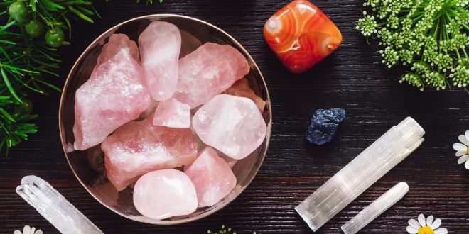 Find Your Power with Crystal Healing