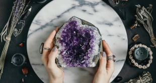 Psychic Vision Development Using Crystals