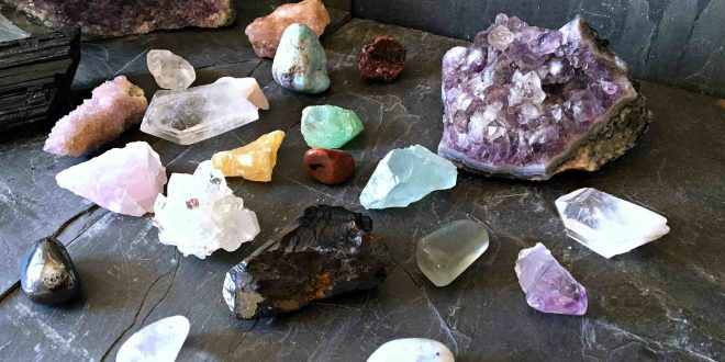 Crystals for Psychic Protection