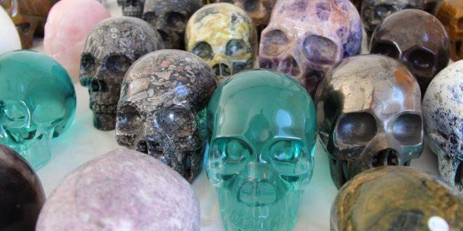 Using Crystal Skulls