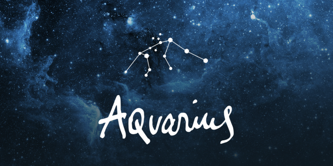 Aquarius Birthstones