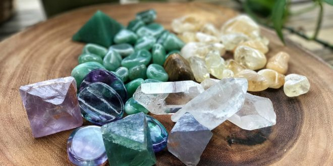 Crystals for Inner Child Healing