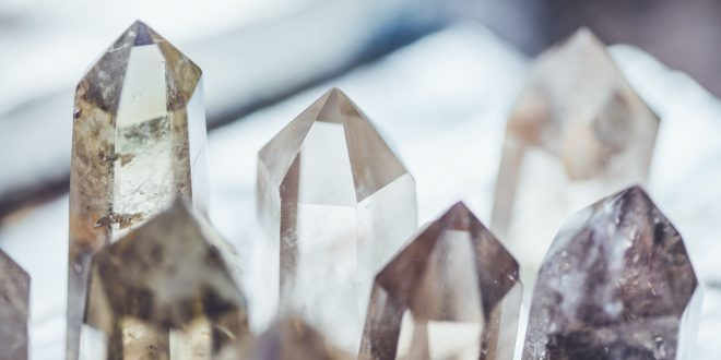 Using Quartz Crystals