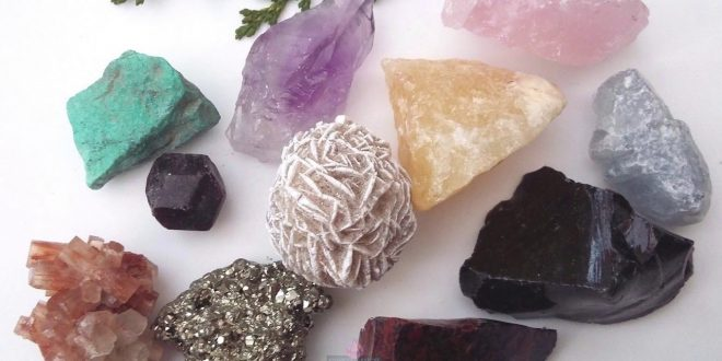 Crystals for Psychic Meditation