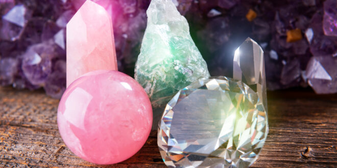 Crystals that Can Bring You Good Luck