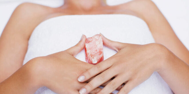 Cleansing the Chakra Using Crystals